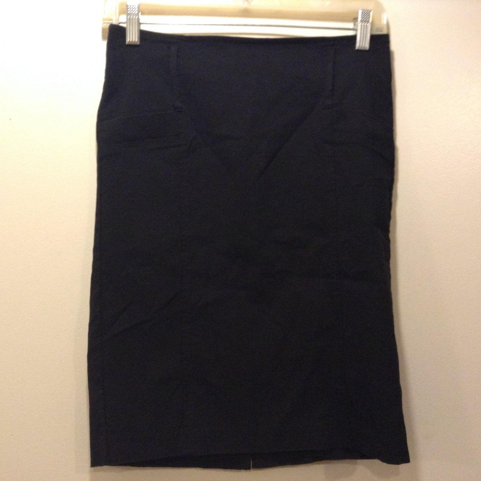 Mandee Black Pencil Skirt Sz 3