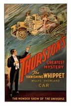 Magic Prints: The Vanishing Whippet - $12.82+