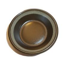 Mikasa Ultima-Plus Stoneware, Brown/Tan Band Oven-to-Table Vegetable Bow... - $18.55