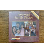 Awkward Family Photos Game Teen-Adult 4-6 Players All Things Equal New S... - $27.54