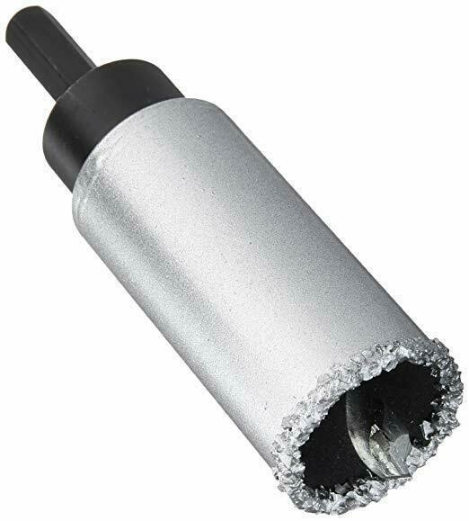 ARTU USA 02810 Hole Saw Tungsten Carbide Grit 1-1/4in W/Arb Brand New - $29.95