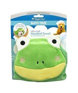 Four Paws Magic Coat Hooded Frog Towel for Dogs, Small/Medium NEW - $11.87