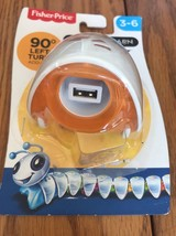 New Fisher Price Think & Learn Code a Pillar 3-6 Left Turn ADD-On Ships ... - $11.86