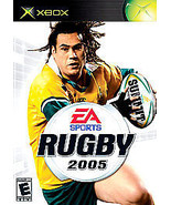 XBOX ~ Rugby 2005 (Microsoft) - Complete VG - $5.20