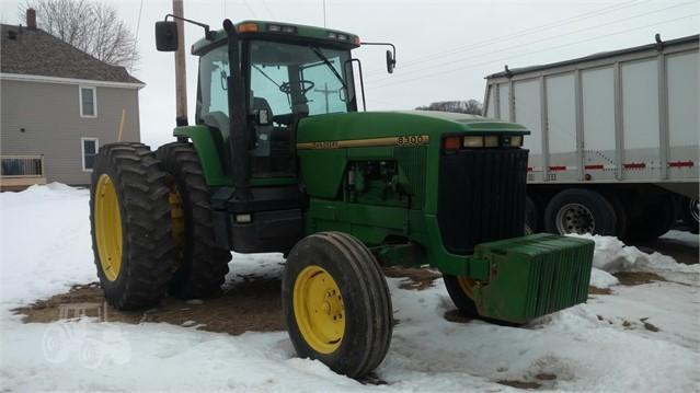1995 JOHN DEERE 8300 For Sale In Nelson, Wisconsin