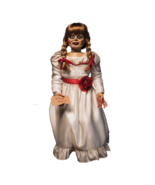 Trick or Treat The Conjuring Annabelle Doll Full Size Halloween Prop MAW... - £385.85 GBP