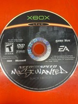 Need for Speed: Most Wanted (Microsoft Xbox, 2005) - DISC Only - $4.64