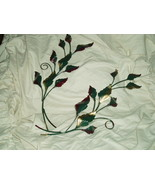 Home Interior Metal Leaf Wall Accent Pair Homco - $15.99