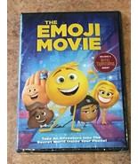 The Emoji Movie (DVD, 2017) NEW - $5.13