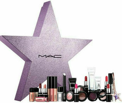 "RARE MAC Vault 24 piece set NEW IN BOX ""Stars for Days"" LOT lip eyeshado... - $188.05"