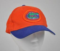 Vtg Florida Gators Starter The Right Hat Cap Orange Blue Cotton Strapback Ncaa - $24.70