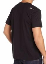 Bench Urbanwear Mens Black Xray Vision Pocket T-Shirt image 2
