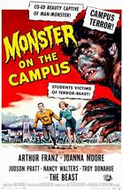 Monster On The Campus - 1958 - Movie Poster - $9.99+