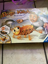 NEW Ravensburger Bugs In The Kitchen + HEX BUG Nano Children's Board Game - $28.01