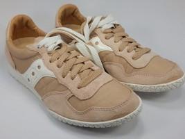 Saucony Original Bullet Women's Running Shoes Sz 7 M (B) EU 38 Tan S1943-157