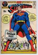 Superman #240 ORIGINAL Vintage 1971 DC Comics  - $27.90