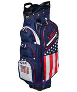 Hot Z Golf USA Flag Cart Bag - $155.95