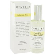 Demeter Vanilla Cake Batter by Demeter 4 oz Cologne Spray for Women - $27.70