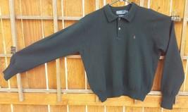 Polo by Ralph Lauren Wool Sweater-XL-Green-100% Lambswool - $37.04