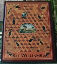 Kit Williams Bee Book No Title Shown  - $16.00