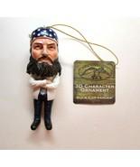 "2013 Duck Commander  Duck Dynasty Willie Robertson 4"" Tall Resin Figure ... - $10.99"