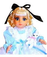 "Tonner Patsy as Alice in Wonderland 10"" Doll Mini White Rabbit Mad Hatte... - $169.95"