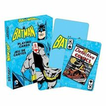 Aquarius DC Comics Retro Batman Themed Playing Cards Deck image 7