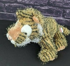 "Ganz Webkinz HM032 Plush Tiger Stuffed Animal No Code 7"" Big Cat Striped... - $9.89"
