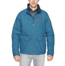 Columbia Mens S XXL Loma Vista Jacket Fleece Lined Water Resistant Canvas - $65.97