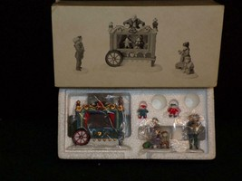 Dept 56 Dickens Village ~ The Old Puppeteer ~ Mint In Box 58025-NEW IN BOX - $12.87