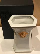 Versace by Rosenthal Vase 23 cm / 9 in Ikarus Medusa Gorgona NEW - $455.40