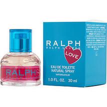 Ralph Love By Ralph Lauren Edt Spray 1 Oz - $52.43