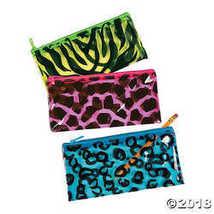 Animal Print Pencil Cases - $11.49