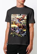 Marvel  T-Shirt Men's Black - £9.17 GBP+