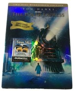 The Polar Express Two-Disc DVD Classic Widescreen Edition Brand New Sealed - $14.01