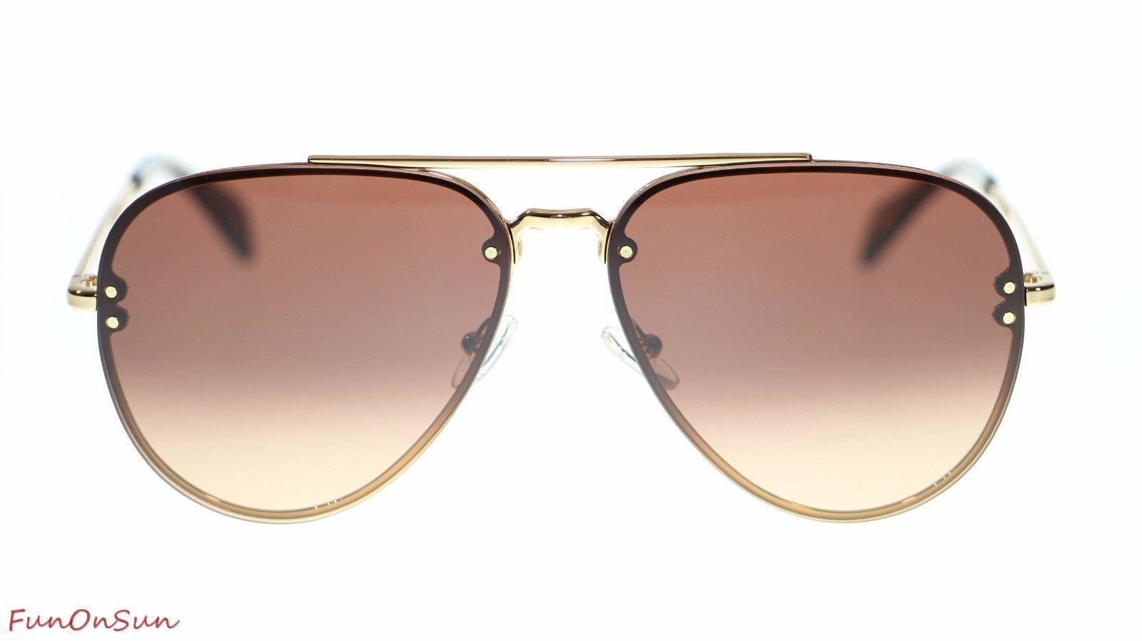 2217b01ef7b S l1600. S l1600. Previous. Celine Unisex Sunglasses Cl41392 J5G US Gold  Brown Degrade Lens Aviator 58mm