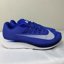 Nike Air Zoom Fly Running Shoes Men's 15 Athletic Trainer Walking Blue W... - $50.99