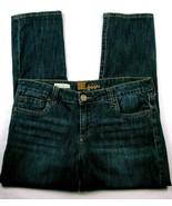 Kut From The Kloth Women's Bardot Skinny Boyfriend Ankle Jeans Size 8 Da... - $29.70