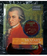 Mozart: Musical Masterpieces (CD, Classic Composers) - STILL SEALED - Bo... - $10.40