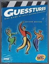 Guesstures Second Edition Board Game by Milton Bradley - $33.61