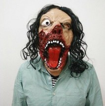 Mummy Zombie Scary Mask Halloween Party Adult Horror Monster Decor Ghost... - £30.89 GBP