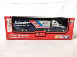 Racing Champions Mark Martin #6 NASCAR Valvoline Team Transport 1:64 1995 - $22.50