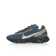 SNEAKERS UOMO NIKE REACT ELEMENT 55 CD1503.400 BOUNCE SOLE MEN SNKRSROOM... - $119.42