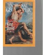 National Geographic - December 2010   King David, Barcelona, Afghan Wome... - $0.97