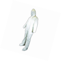 Kimberly-Clark 44336 KleenGuard A40 Coveralls with Hood/Boots, White, 3X... - $178.06