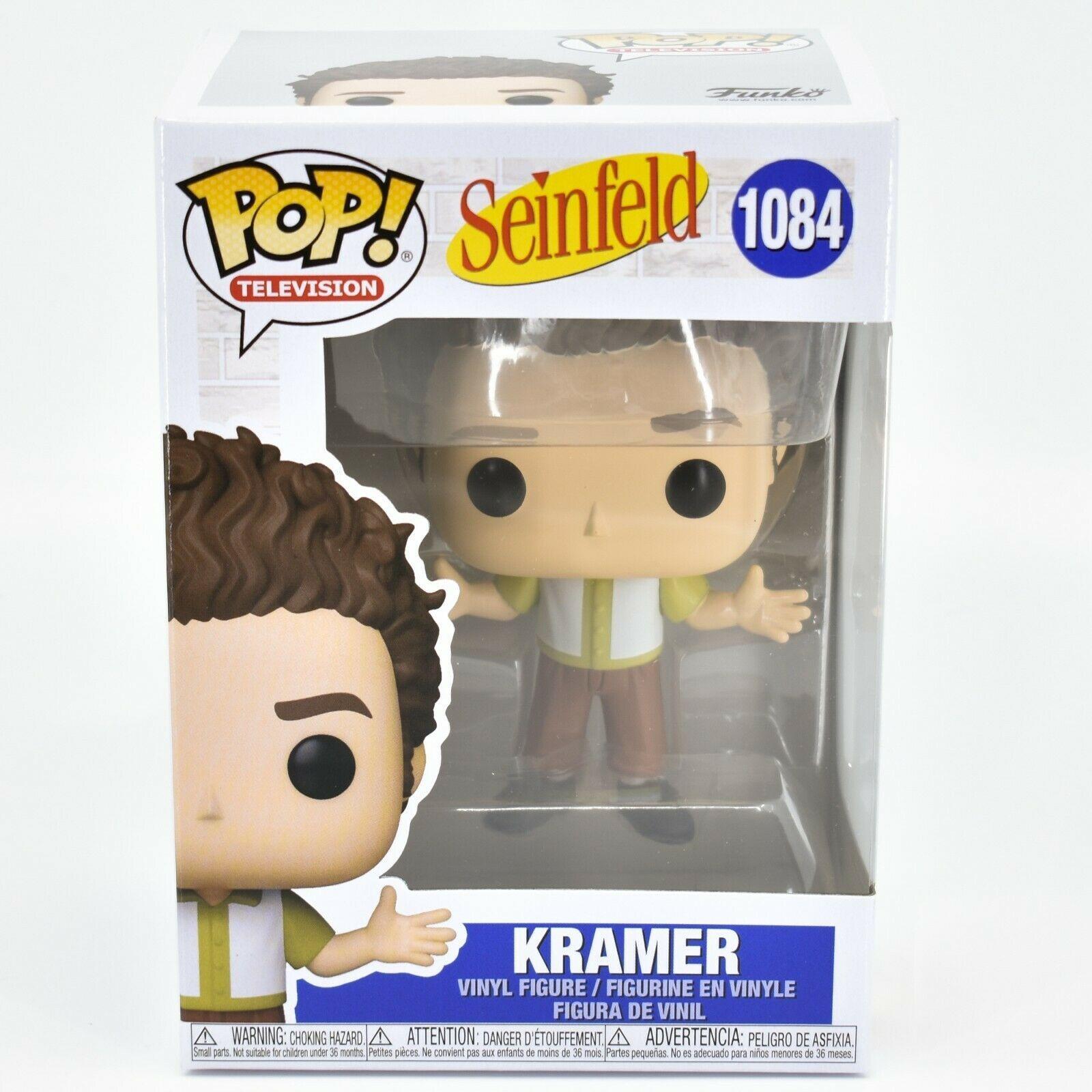 Funko Pop! Television Seinfeld Kramer #1084 Vinyl Action Figure