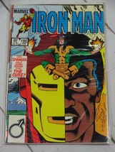 Iron Man #195 1985 Marvel Comic Book Bagged and Boarded - C1973 - $2.99