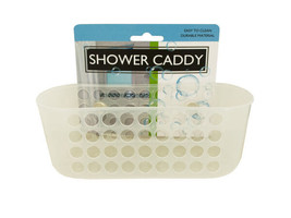 Shower Caddy with Suction Cups (Distressed Packaging) - $4.79