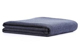 Microfiber Reversible Comfortable and Soft Throw Berkshire Blanket Grey ... - $55.62