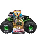 Monster Jam, Mega Grave Digger All-Terrain Remote Control Monster Truck ... - $149.99